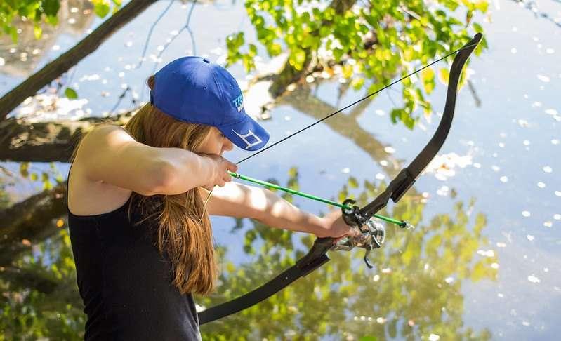 Picking Bowfishing Bow