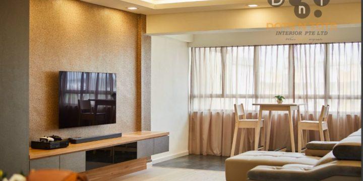 The Way to Attain Well Balanced Singapore Hdb Interior Design